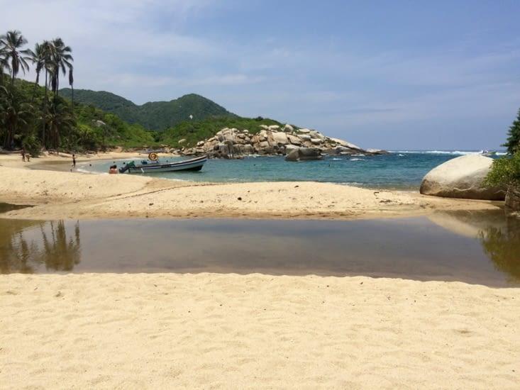 La 2ème partie de Cabo San Juan