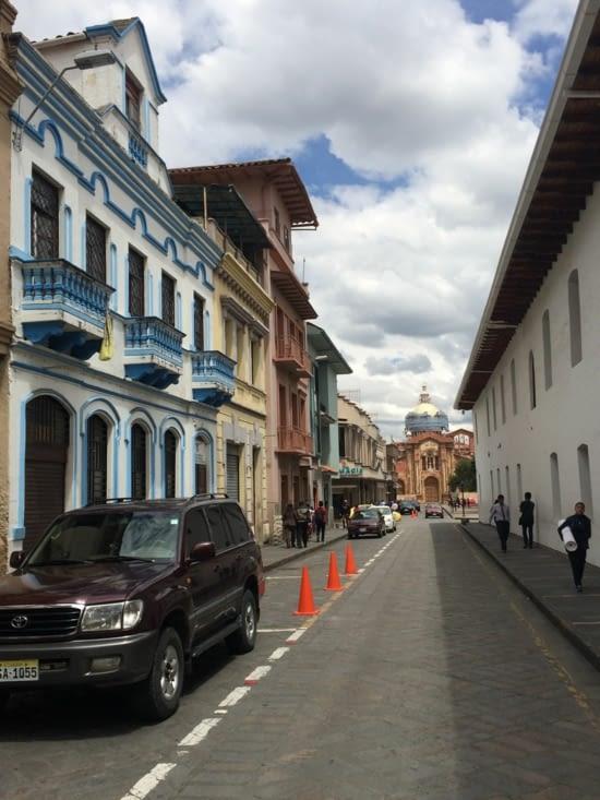 Rue de Cuenca