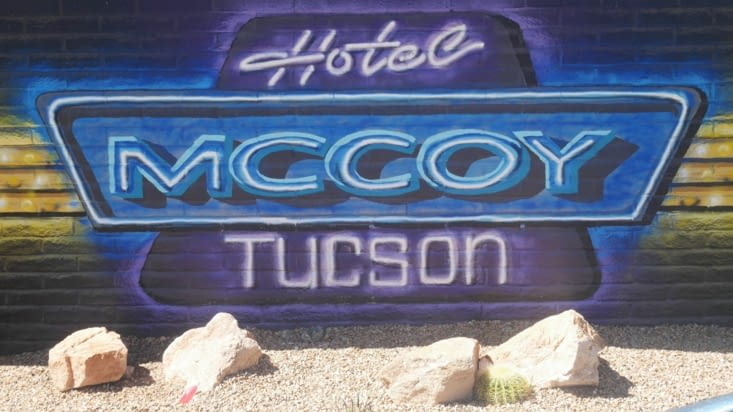Notre sympathique hôtel
