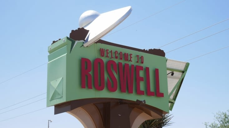 Quasiment la plus belle chose de Roswell