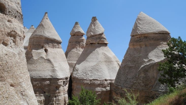 Les formations volcaniques