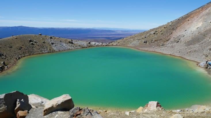 Le bien nommé Emerald Lake