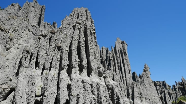 Les Putangirua Pinnacles