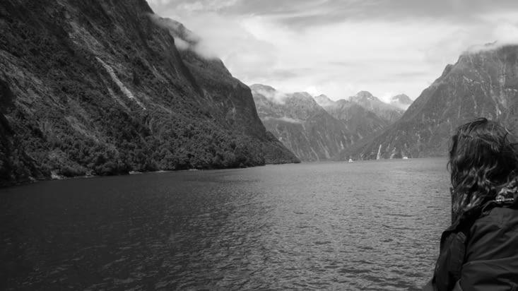 Le Milford Sound une dernière fois...