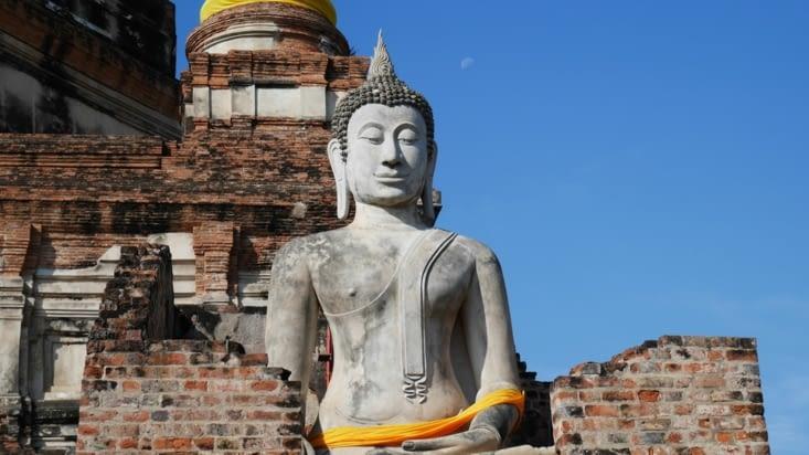 Encore un Bouddha (promis après on se calme)