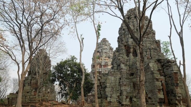 Un des temples
