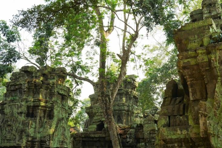 Au-revoir Angkor