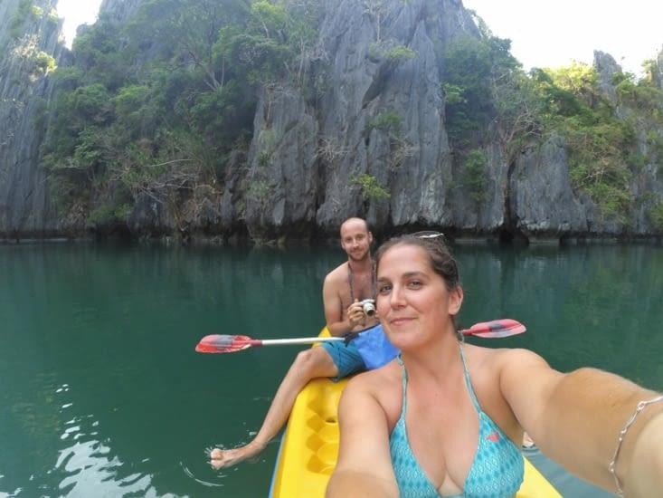 Notre kayak adoré : )