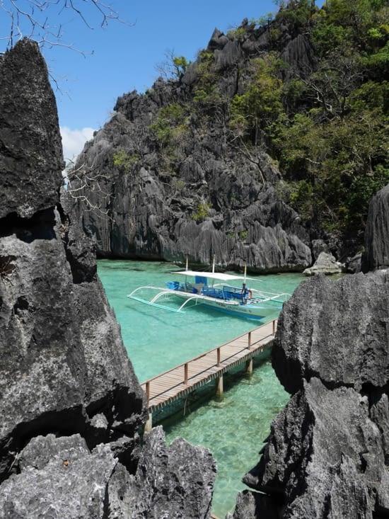 Notre private boat