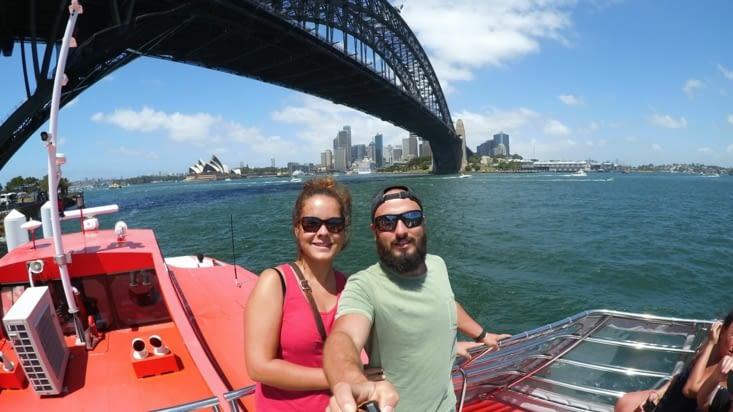 Ferry bateau