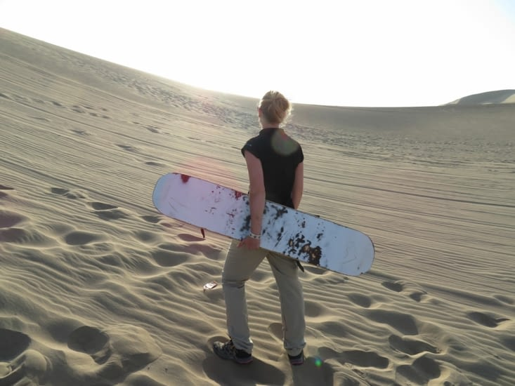 Le Sandbord