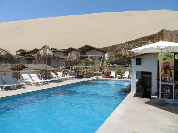 Notre hôtel : Desert Nights Camp !