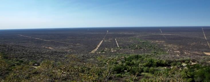 Waterberg platitude namibienne