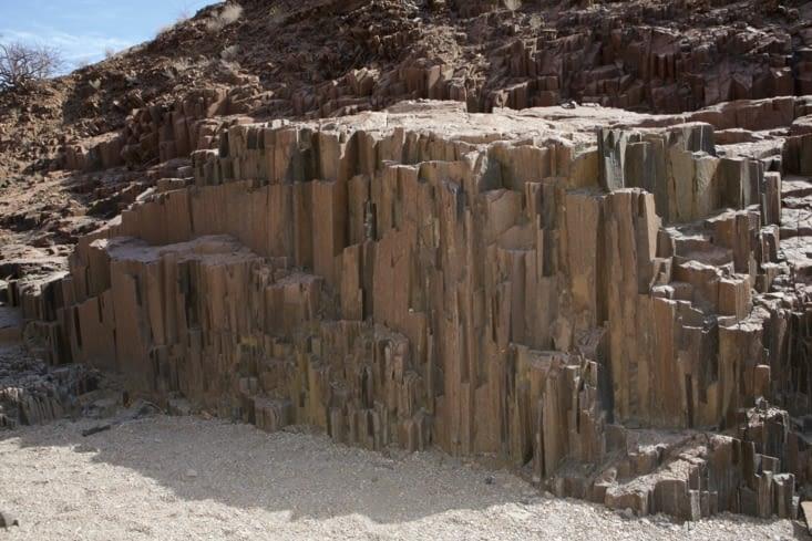 les orgues de pierre