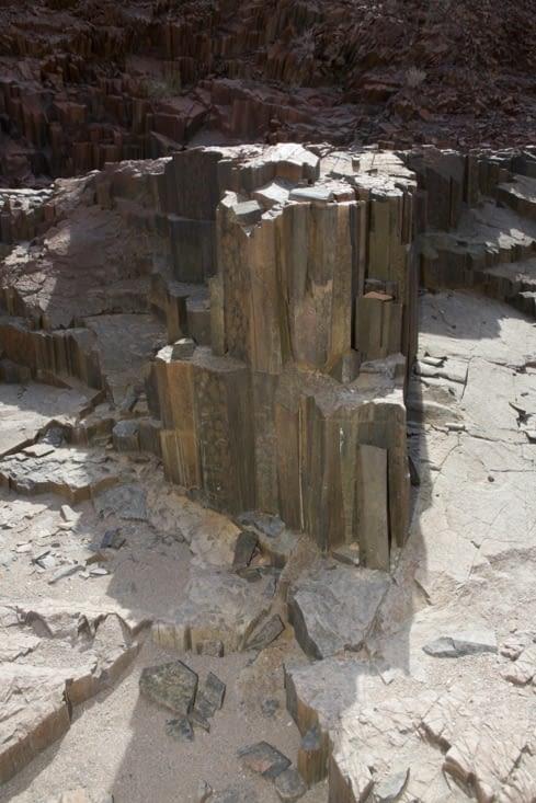 orgues de pierre