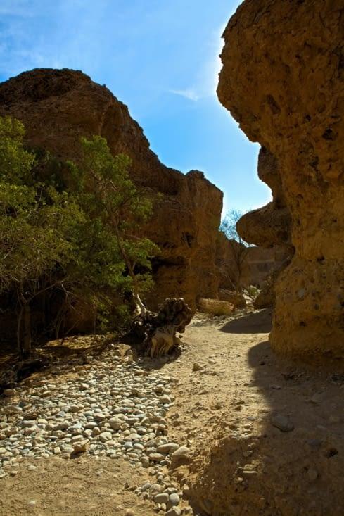 le canyon de Sesriem