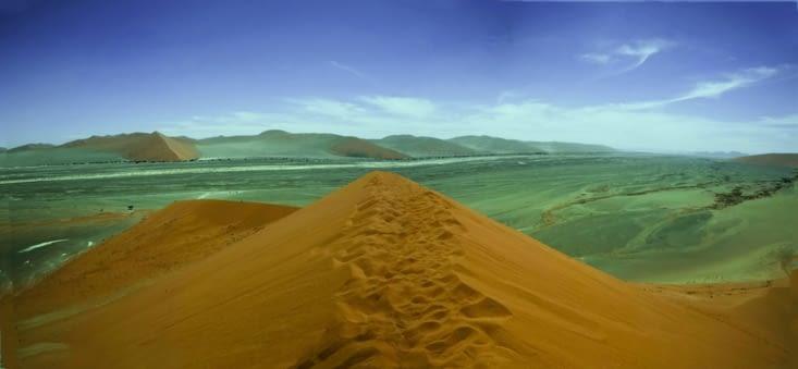 les dunes 45