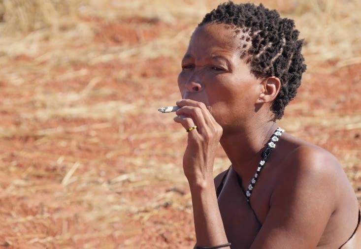 femme buschman
