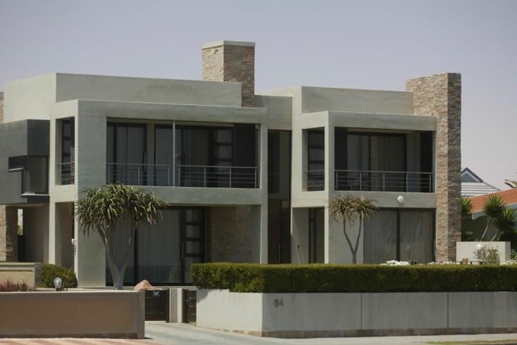 cubique maison à Swakopmund