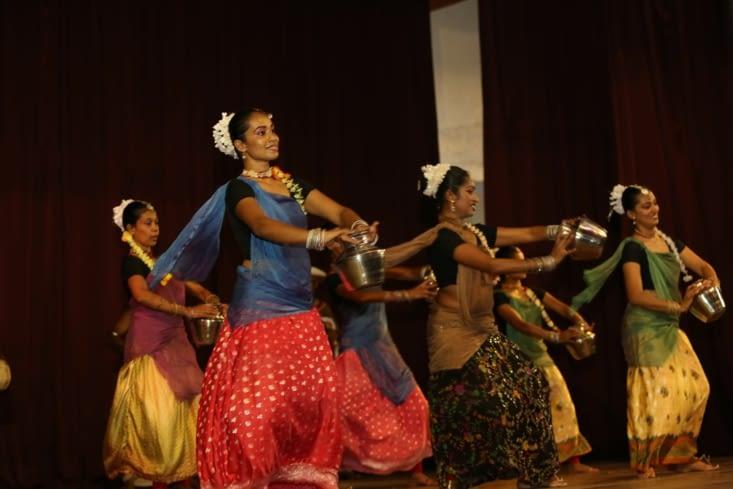 Danse du Sri Lanka