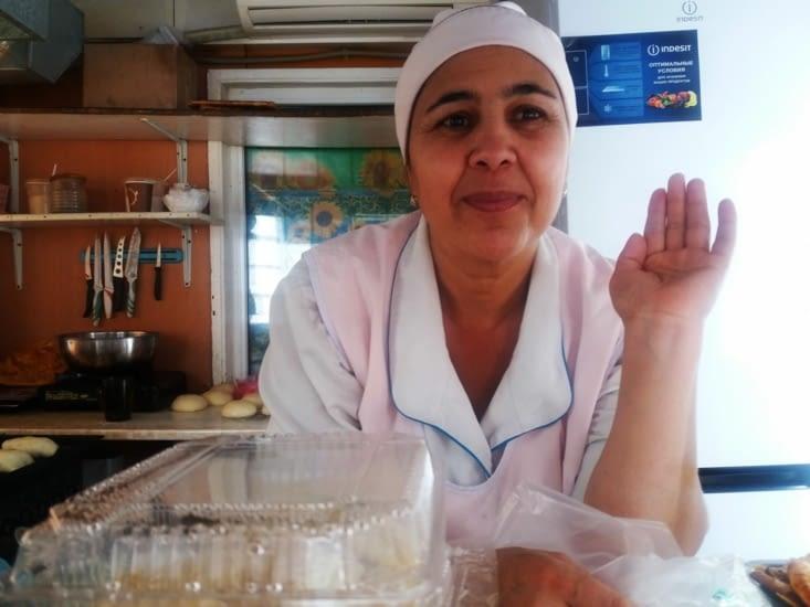 Marouza, ouverture de la page  avec l`Ouzbiekistan, fermeture avec l`Ouzbiekistan