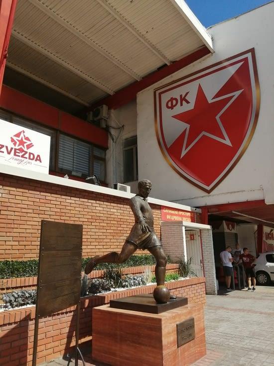 Le club de l'étoile rouge.