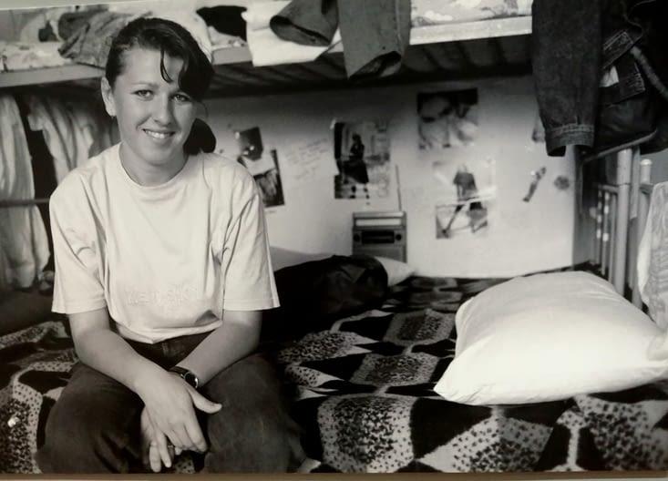 Camp de réfugiés 1994