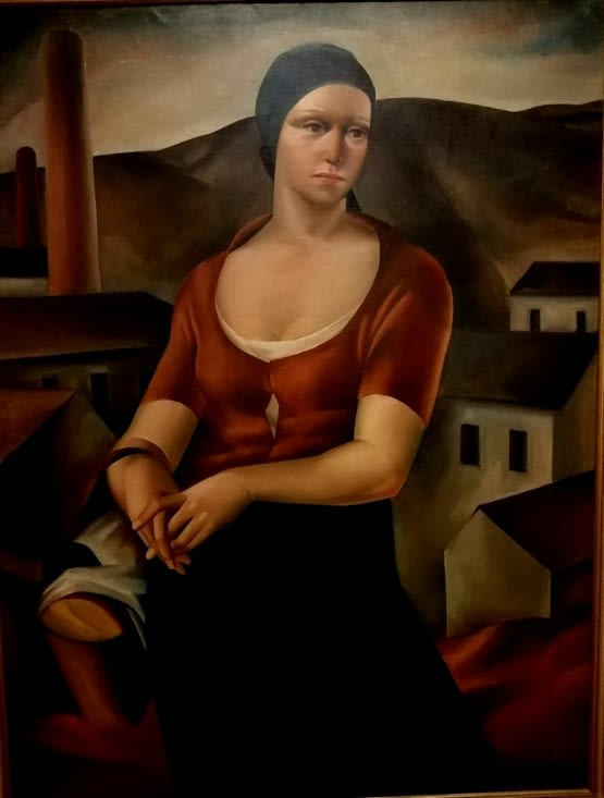Travailleuse Marjane Trepche 1926