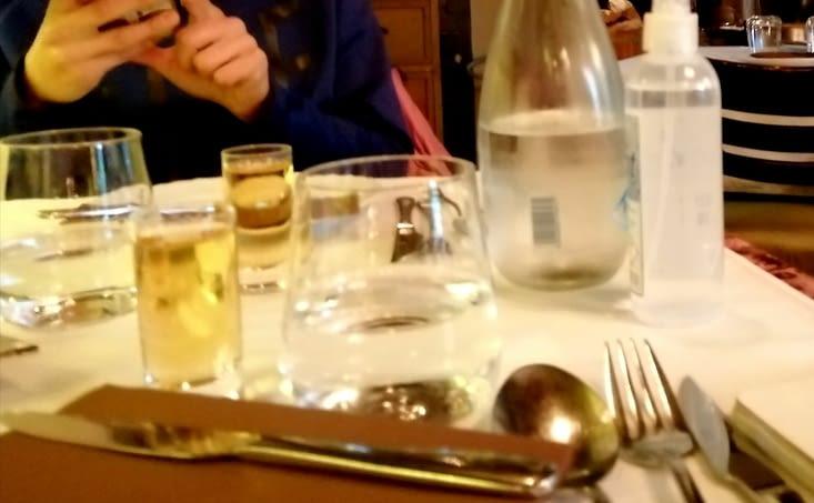 Un restaurant serbe