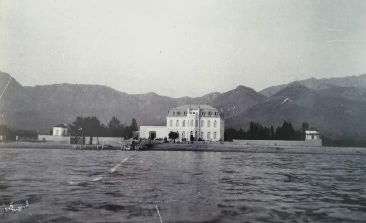 Bar en 1900