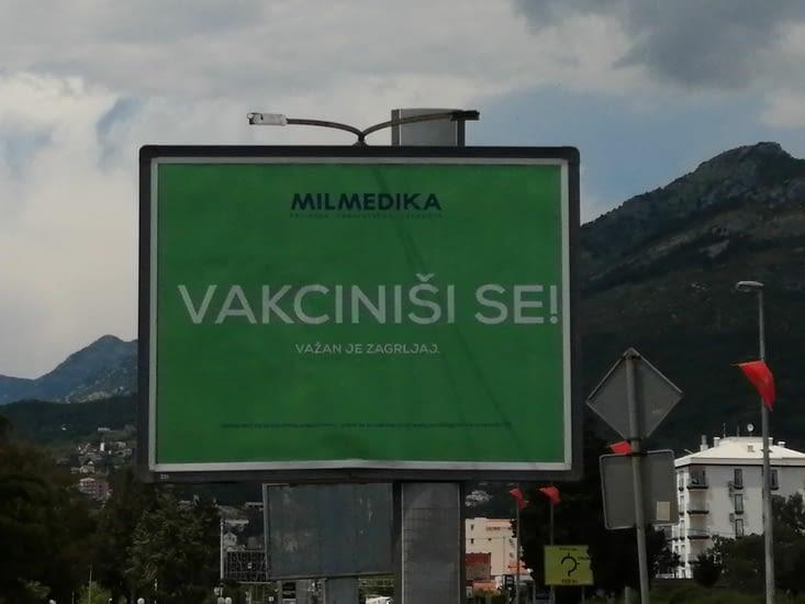 La campagne de vaccination