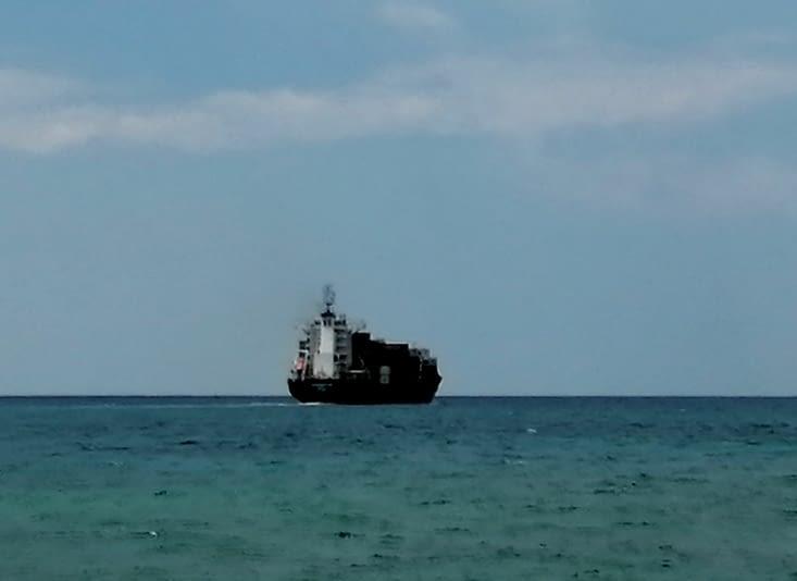 Non ce n'est pas la caravelle de Christophe Colomb
