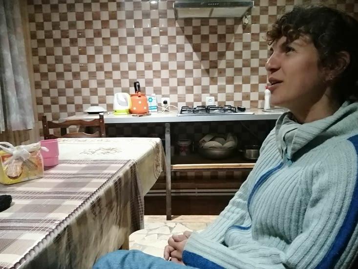 Anna est chanteuse et chef de chœur à Moscou