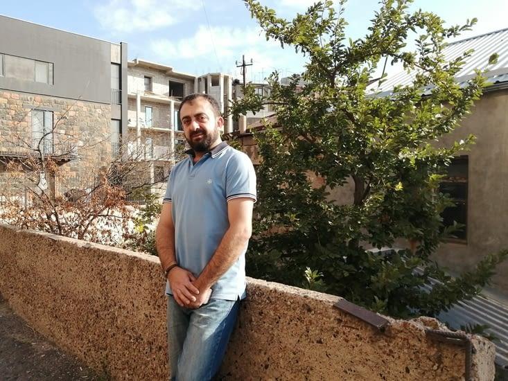 A Erevan
