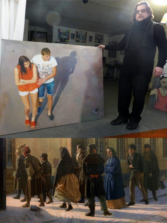 Ivan et l'art russe