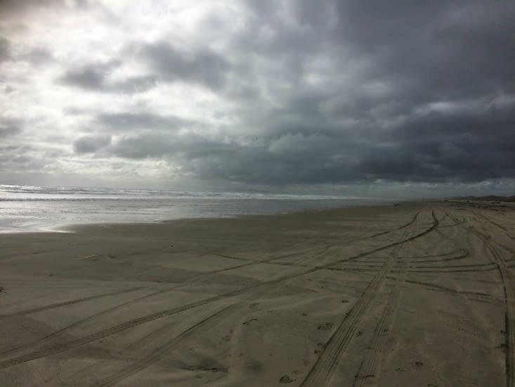 Invercargill beach