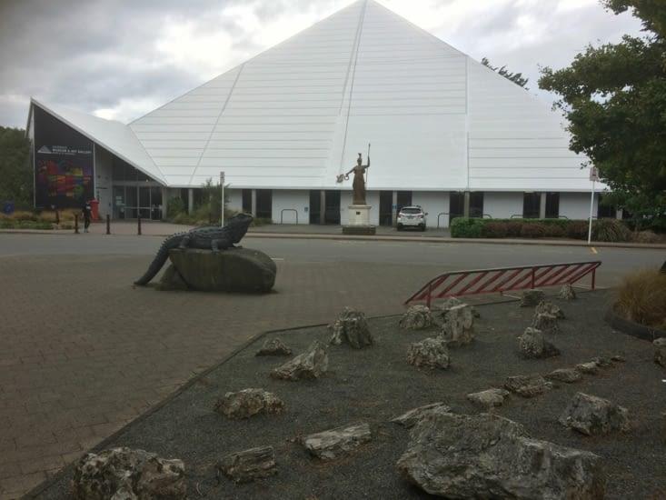 Le musée d'Invercargill