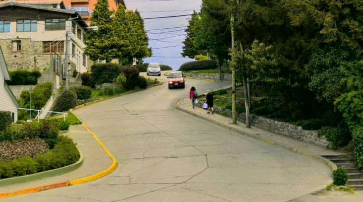La Lombard street argentine