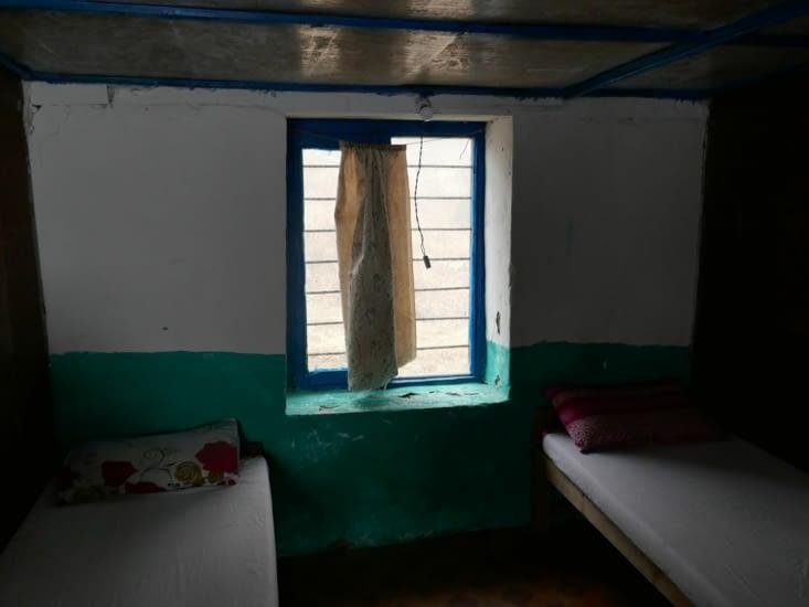 Les guesthouses Newar..
