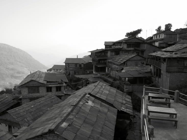 Les maisons Newar
