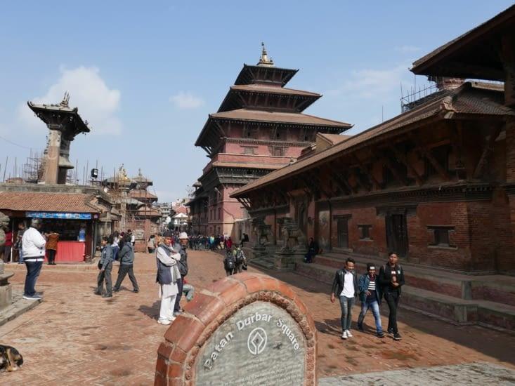 Patan, la cite des temples