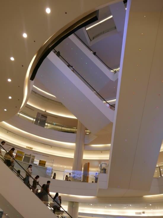 Centre commercial Siam Paragon