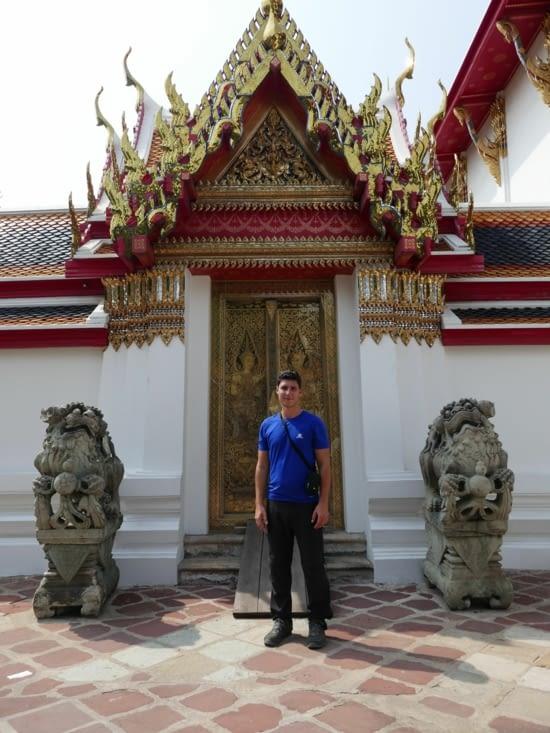 Temple du Bouddha couche (Wat Pho)