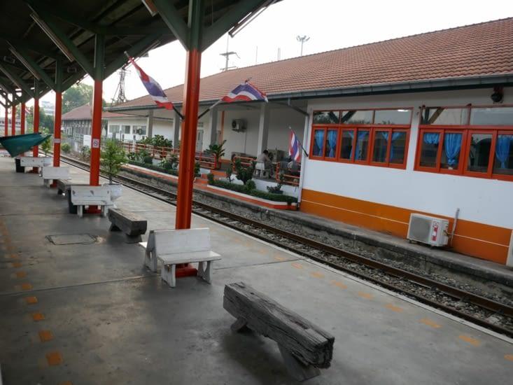 Terminus, La Khon la Thailande
