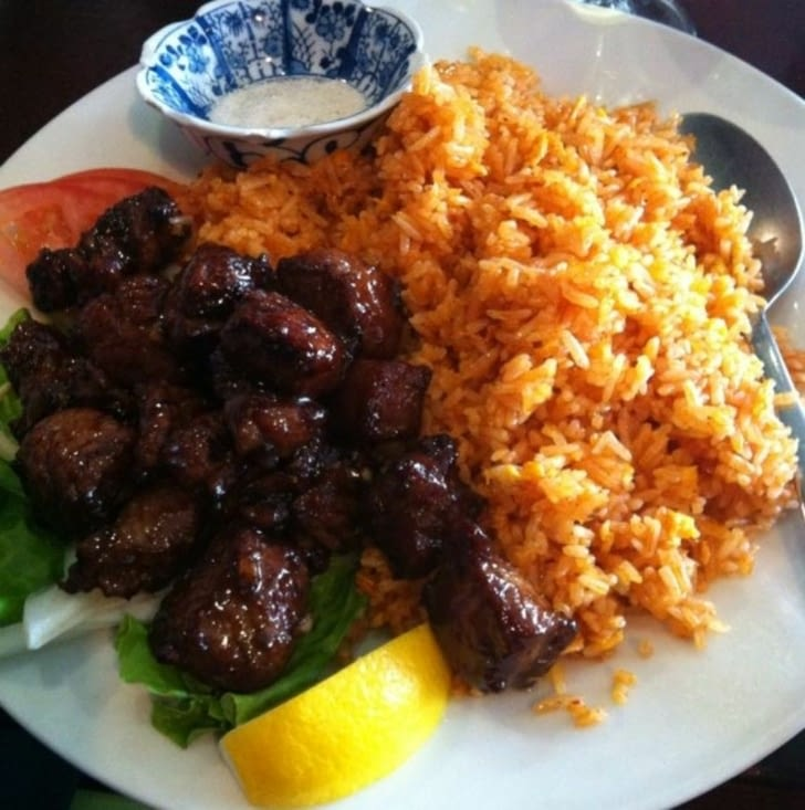Le Lok Lak Beef