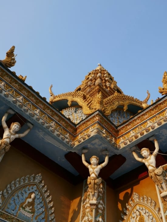Temple Phnom Sampeu