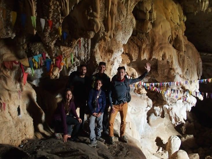 Grotte Tham Pa Inn