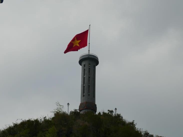 La flag tower