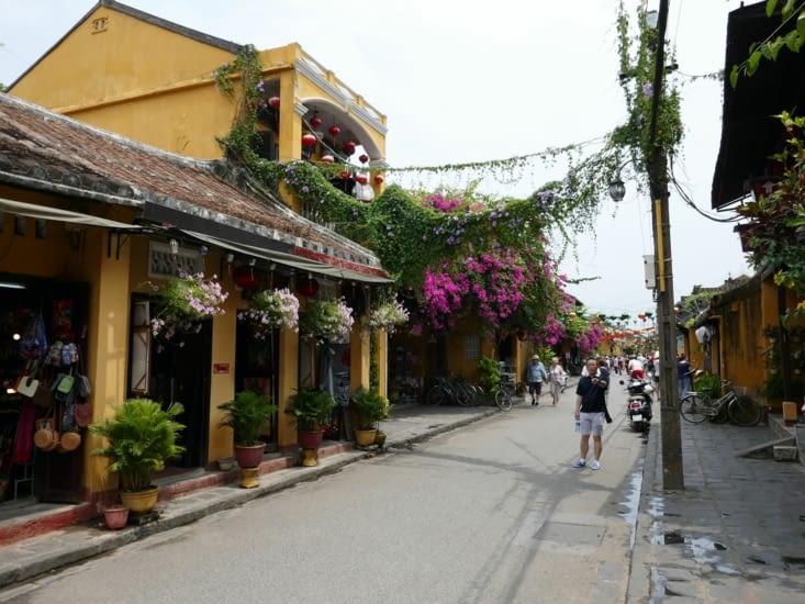 La vieille ville, ou la ville jaune