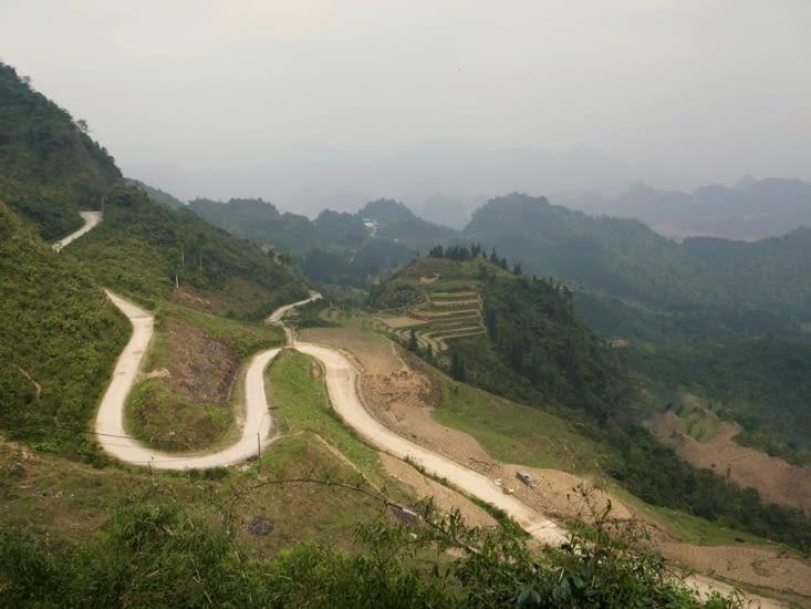Les routes de Montagne